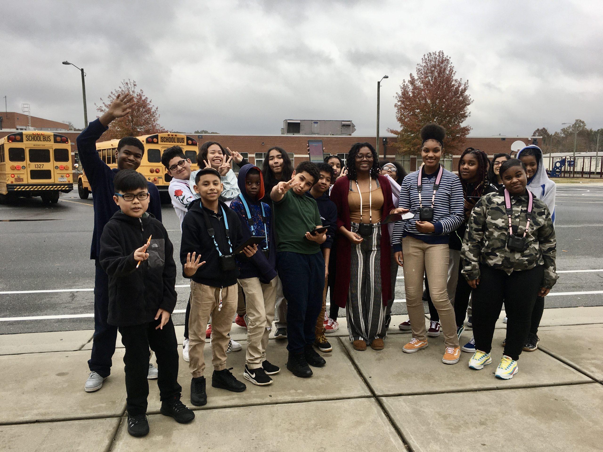 ClearAIRE NC school education